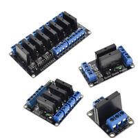 2/8 Kanal SSR-Relais Modul 5V Omron G3MB-202P für Raspberry Pi