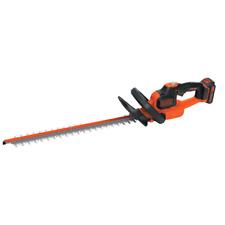 B&D hedge trimmer GTC18502PC lithium battery 18V-2.0Ah double action blades 50cm