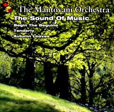 Mantovani Orchestra Sound of music (18 tracks, #hib10098) [CD]