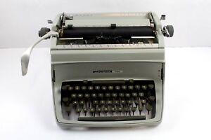 Vintage Underwood Touch-Master 5 Mechanical Typewriter