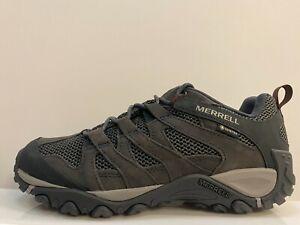Merrell Alverstone Goretex Mens Walking Shoes UK 8 US 8.5 EUR 42 CM 26.5 ~1287