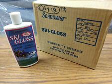 CASE LOT MARINE POLISH~WAX TEFLON  SeaPower SKI Gloss Protectant Sealer BOAT JET