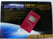 "Anydata DigiMate 2.5"" IDE to USB 2.0 Host Portable Hard Drive Enclosure GN225A-U"
