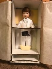 FRANKLIN MINT FIRST COMMUNION COMMEMORATIVE COLLECTOR'S DOLL