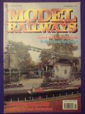 MODEL RAILWAYS - LEIGHTON BUZZARD - Oct 1989 vol 6 #10