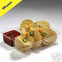 "Nacho Trays 6""x 8""  Case of 500"
