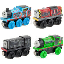 USA Oil Splattered Engines, Set of 4, Dirty Thomas Percy Salty Diesel NEW