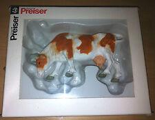 PREISER 47000 COW GRAZING - MUCCA AL PASCOLO 1/25 - NUOVA
