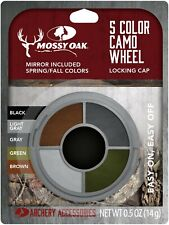 *New* Mossy Oak 5 Color Camo Wheel *Free Shipping*