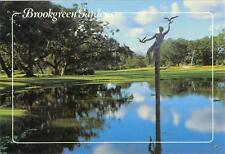 Murrells Inlet, South Carolina Brookgreen Gardens unused postcard c1992