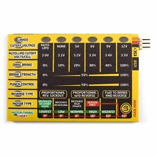 CASTLE Creations FIELD LINK PORTABLE PROGRAMMER FOR DRIVING 010-0063-00