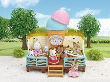 Sylvanian Families Seaside Ice Cream Shop Set