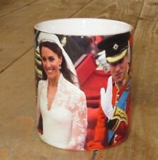 Prinz William und Kate Royal Wedding Gewellt BECHER