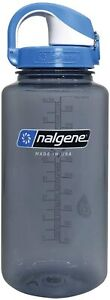 Nalgene Trinkflasche 1,0 Liter, BPA/BPS frei, Trink Flasche, OTF-Mundstück