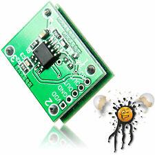 LV002 Doppler Radar 2,6-3,3GHz 8-15m 5,5-36V Bewegungs Sensor Schalter Modul