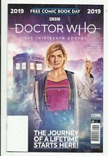 Doctor Who the 13th Doctor - Free Comic Book Day 2019 - NM 9.4 - Titan