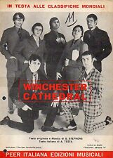 SC19 SPARTITO Winchester cathedral -The new Vaudeville Band