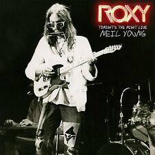 "Neil Young - Roxy-Tonight`s the Night Live, 2x 12"" Vinyl New"
