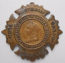 1897 QUEEN VICTORIA LONGEST REIGN IN BRITISH HISTORY MEDAL