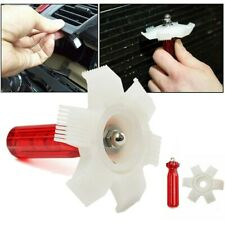 6 IN 1 Car Air A/C Condenser Radiator Fin Comb Straightener Cleaner Tool