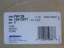 12413071 (FW129) - Hub & Bearing - GM ACDelco OE Service