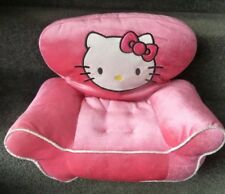 BUILD A BEAR PINK HELLO KITTY CHAIR Good Condition   !
