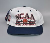 1998 NCAA Final Four Stanford Cardinal Logo 7 Vintage Snapback Cap Hat - NWT