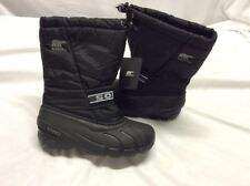 Sorel Kids Thermo Snow Boots Water Proof winter rain size 6 toddle, EUR 23 Black