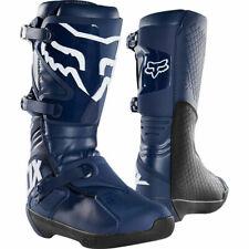 FOX Comp Boots Navy Motocross Mx Off Road Boot Sale