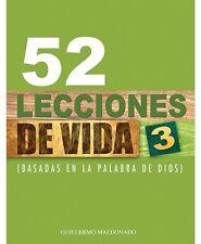 52 Lecciones De Vida 3