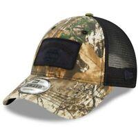 Notre Dame Fighting Irish New Era Patch Trucker 9FORTY Adjustable Snapback Hat -