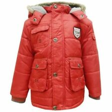 Abrigos y trajes de nieve roja para niñas de 0 a 24 meses