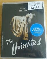 The Uninvited (Criterion Collection)(Blu Ray,2013)NEW Authentic US Release