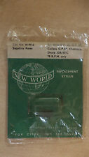 PHONOGRAPH NEEDLE STYLUS for Acos GP 15,GP 27,Collaro GP 27 only  78 RPM