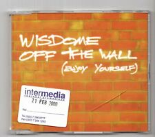 (IY822) Wisdome, Off The Wall - 2000 DJ CD