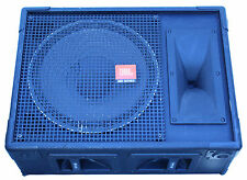 JBL MR905 8-ohm 350W/1000W 2-Way PA Monitor Wedge Speaker MR-905 - Single