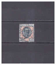 Italy Perfins used 1 stamp #90