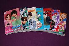 KOKO DEBUT - Kazune Kawahara - Panini Generation Comics - Lot N° 1 à 7