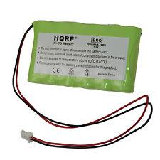 HQRP Battery for Apxalarm LYNXCHKIT-SC LYNXRCHKIT-HC