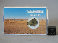 Tatahouine -  unique meteorite (diogenite) that fell in Tunisia in 1931