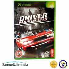 Driver: Parallel Lines (Xbox) ** en un caso totalmente nuevo **