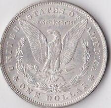 """1878 """"Morgan"""" Dollar-STATI UNITI PHILADELPHIA Nuovo di zecca-RARO 7 Piuma di coda - 0.900 Argento"""