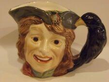 "Beswick England Toby Mug*Barnaby Rudge*1121*4.75"" tall*Crow*Raven"