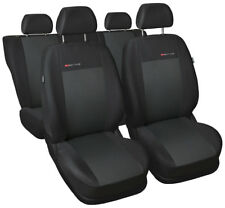 TAILORED SEAT COVERS FOR SKODA FABIA III  2014 - on   FULL SET