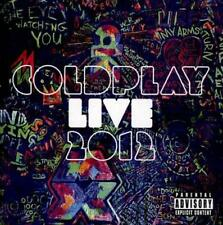 COLDPLAY - LIVE 2012 [PA] NEW CD