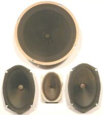 "Rowe Jao part sale: Tested / Working Speaker System - 1-12"" / 2- 9 x 6 / 1-6 x4"