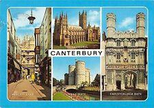 BR92274 canterbury christchurch gate west gate   uk