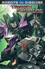 Transformers Robots In Disguise #2 1st Printing Variant Cover B