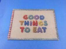 RECIPE BOOKLET GOOD THINGS TO EAT ARM & HAMMER COW BRAND BAKING SODA AVERTISING