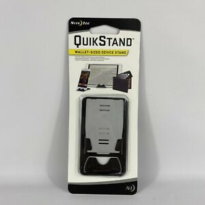 Nite Ize QuikStand Mobile Device Stand Adjustable Smartphone Holder Wallet Size
